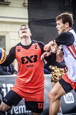 2 Pavel Aleksievich (RUS)