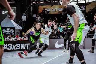 5 Aleksandar Ratkov (SRB) - 3 Mihailo Vasic (SRB) - 3 Dan Mavraides (USA) - 1 Damon Huffman (USA)