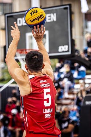 5 Stefan Stojacic (SRB)