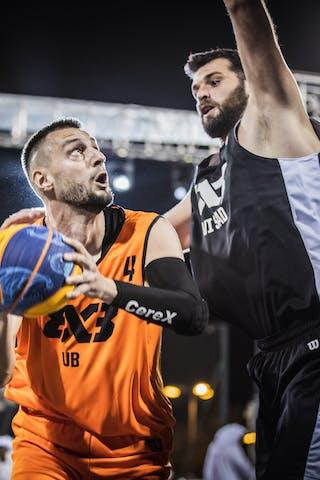 5 Tamás Ivosev (SRB) - 4 Marko Brankovic (SRB)