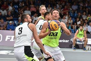 5 Ales Kunc (SLO) - Novi Sad Al Wahda vs Ljubljana