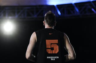 #5 Brezovica (Slovenia) Final 2013 FIBA 3x3 World Tour Masters in Lausanne
