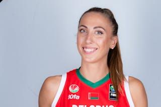 15 Maryna Ivashchanka (BLR)