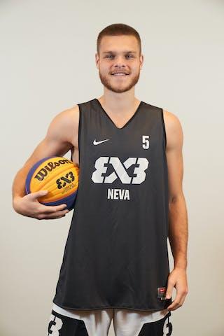 5 Alexey Toporkov (RUS)