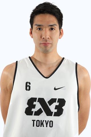 6 Masahiro Komatsu (JPN)