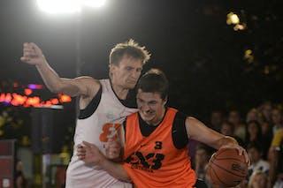 #3 Leningrad (Russia) Ostrava (Czech Republic) 2013 FIBA 3x3 World Tour Masters in Prague