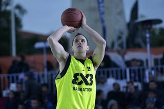 #3 Saskatoon (Canada) 2013 FIBA 3x3 World Tour final in Istanbul