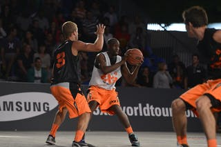 #4 The Hague (Netherlands) 2013 FIBA 3x3 World Tour Masters in Lausanne
