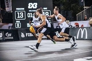 1 Damon Huffman (USA) - 1 Moritz Lanegger (AUT)