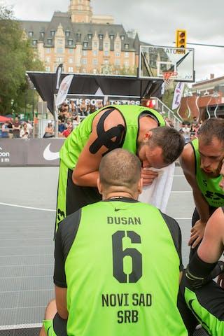 6 Dusan Bulut (SRB) - 5 Marko Zdero (SRB) - 4 Dejan Majstorovic (SRB) - 3 Marko Savić (SRB)