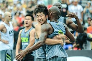 NoviSad AlWahda v Zheng Zhou, 2015 WT Beijing, Pool, 15 August 2015