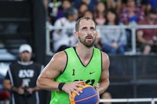 1 Damon Huffman (USA)