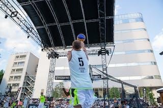 5 GašPer Ovnik (SLO) - Piran v Okayama, 2016 WT Utsunomiya, Pool, 30 July 2016