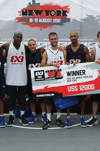 Derek Griffin's Team Denver and Team San Juan have already crossed paths twice at the FIBA 3x3 World Tour.