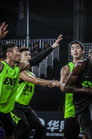 4 Ater James Majok (CHN) - Tokyo v Beijing, 2016 WT Beijing, Pool, 16 September 2016