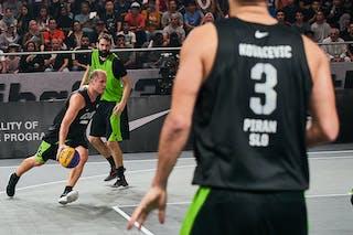 7 Adin Kavgic (SLO) - 3 Milan Kovačević (SLO) - 6 Gašper Ovnik (SLO) - 7 Adin Kavgic (SLO)