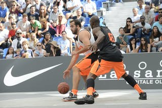 The Hague vs Malaga at the Lausanne Masters, 30-31 August 2013