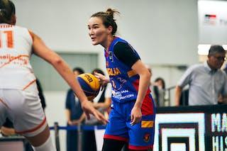 8 Chimeddolgor Enkhtaivan (MGL) - Game1_Mongolia vs Netherlands