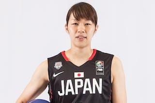 8 Chikae Uchino (JPN)