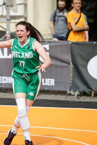 17 Aine O'connor (IRL)