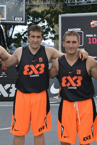 Zagreb (Croatia) 2013 FIBA 3x3 World Tour Masters in Lausanne