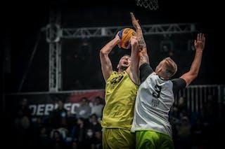 4 Marko Brankovic (SRB) - 3 Karlis Lasmanis (LAT)