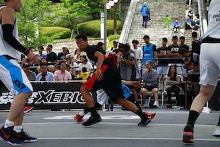 4 Dulguun Enkhbat (MGL) - 4 Minsu Park (KOR) - Qualifying Draw A3 Ulaanbaatar vs Gangnam