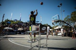 #3 Rio (Brazil) 2013 FIBA 3x3 World Tour Rio de Janeiro