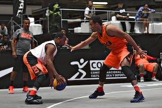NY Harlem v Mexico City, 2016 WT Mexico City, Pool, 16 July 2016