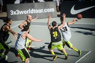 #3 Neuquen (Argentina) Tigre (Argentina) 2013 FIBA 3x3 World Tour Rio de Janeiro