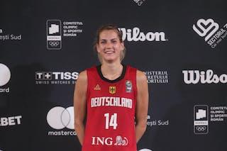 14 Sonja Greinacher (GER)