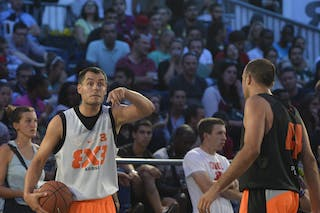 #3 Kranj (Slovenia) 2013 FIBA 3x3 World Tour Masters in Lausanne