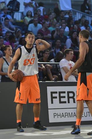 #3 Kranj (Slovenia) 2013 FIBA 3x3 World Tour Masters in Lausanne