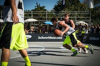 #3 Fortaleza (Brazil) 2013 FIBA 3x3 World Tour Rio de Janeiro
