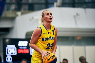 24 Ancuţa Stoenescu (ROU) - Game4_Pool A_Romania vs Mongolia