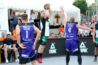 Quarter Final, Novi Sad - Humpolec Bernard