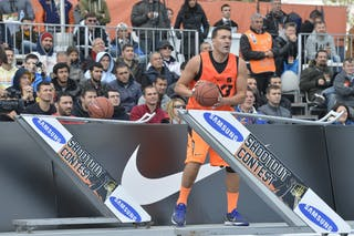 Samsung shootout contest #5 Bucharest (Romania) 2013 FIBA 3x3 World Tour final in Istanbul