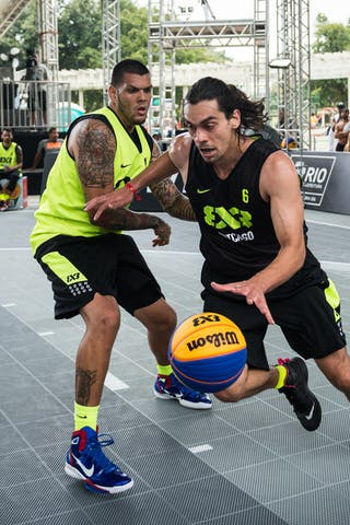 Marcio CARDOZO (Brazil)  - Team Chicago