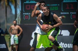 #3 Caracas (Venezuela) 2013 FIBA 3x3 World Tour Rio de Janeiro