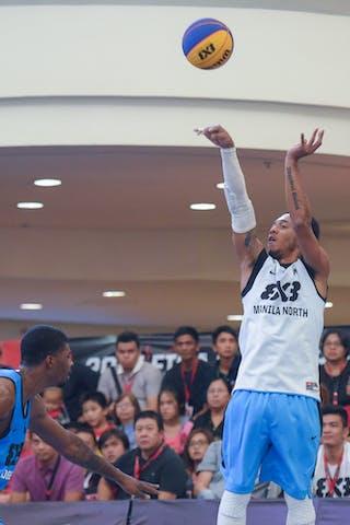 Manila North v Kobe, 2015 WT Manila, Last 8, 2 August 2015