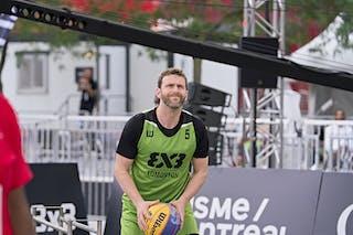 FIBA 3x3, World Tour 2021, Mtl, Can, Esplanade Place des Arts. Shoot Out Contest FINAL