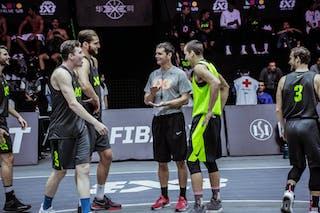 4 Nikita Makshev (RUS) - 3 Semen Debda (RUS) - 7 Hieronymus Van Der List (NED) - 4 Matthew Van Tongeren (NED) - 3 Kasper Averink (NED)