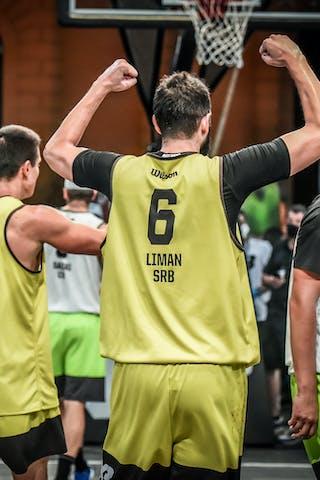 3 šarūnas Vingelis (LTU) - 4 Stefan Stojacic (SRB) - 6 Stefan Kojic (SRB)