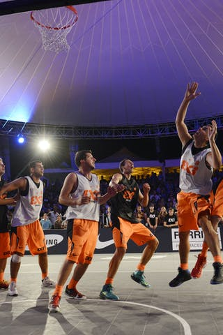 2013 FIBA 3x3 World Tour Masters in Lausanne
