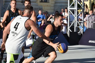 6 Máté Mohácsi (HUN) - Ljubljana v Budapest, 2016 WT Debrecen, Pool, 7 September 2016