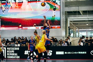 10 Bolor-erdene Baatar (MGL) - Game4_Pool A_Romania vs Mongolia