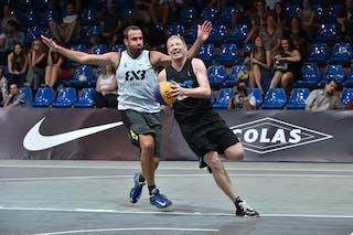4 Ivan Popovic (SRB) - 6 Jure Eržen (SLO) - Kranj v Belgrade, 2016 WT Debrecen, Pool, 7 September 2016
