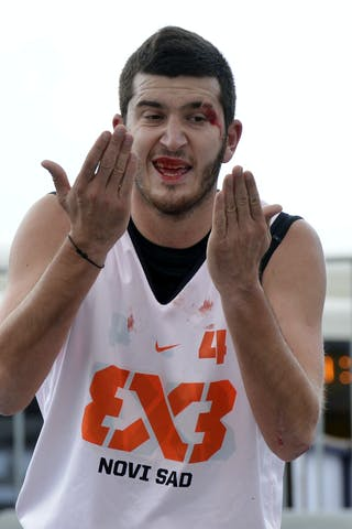 #4 Novi Sad (Serbia) 2013 FIBA 3x3 World Tour final in Istanbul
