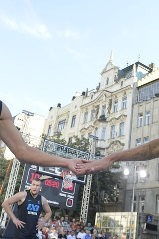 Ostrava v Ljubljana, 2016 WT Prague, Last 8, 7 August 2016